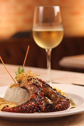 Comidas o cenas en La Marea Los Cabos