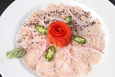 Sashimi del día